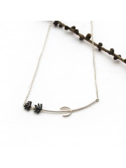 Ogrlica sivka